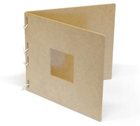 Beyond The Page MDF Square