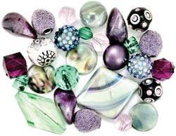 Inspirations Beads BOTANICALS