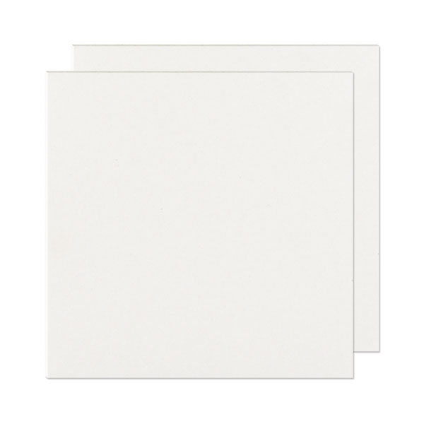 "The Cinch Book Board 12x12"" Chipboard White"