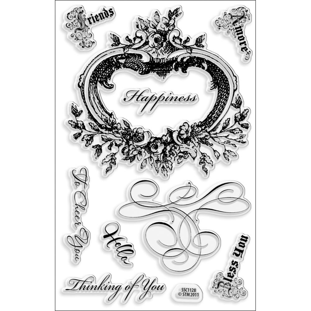 Amore Stampendous Clear Stamp