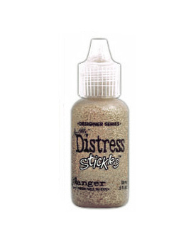 Tim Holtz Distress Stickles Antique Linen