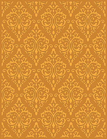 Beautiful Brocade- Letter Size eBosser Embossing Folder