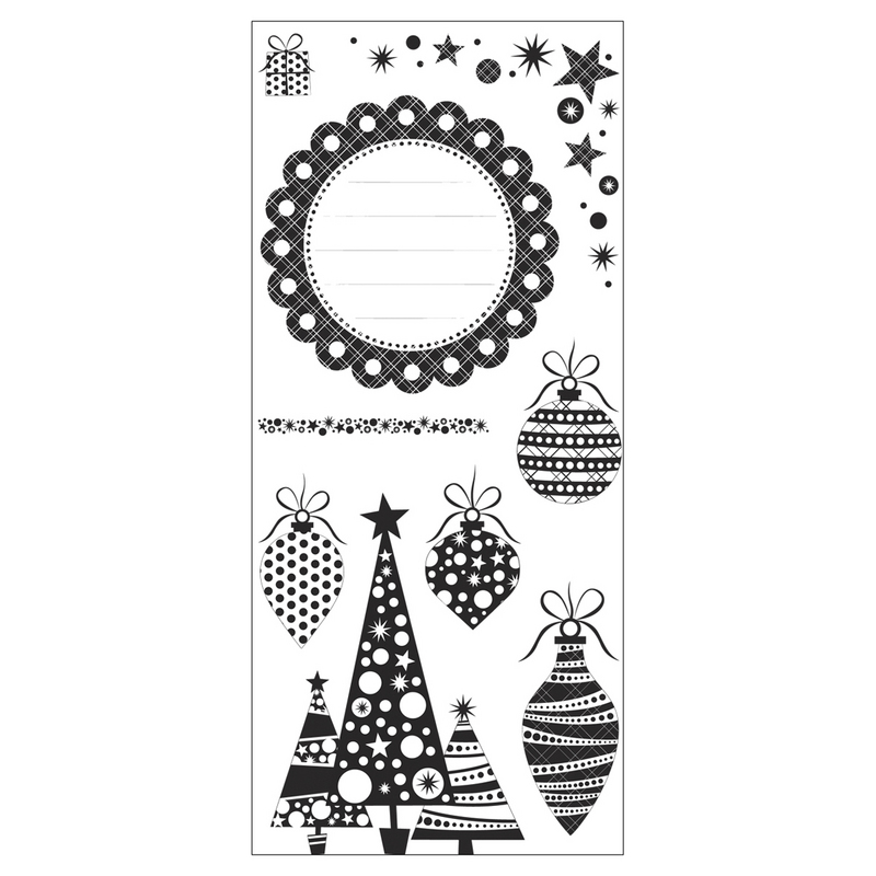Christmas Carnival Clear Stamps