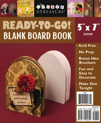 Ready-To-Go Blank Board Book