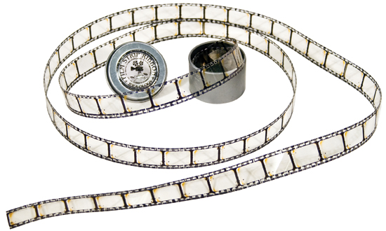 Tim Holtz Filmstrip Ribbon - 3 yards