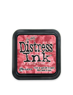 Tim Holtz Distress Ink Pad Fired Brick