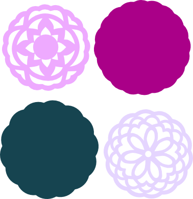 Flowerly Doilies