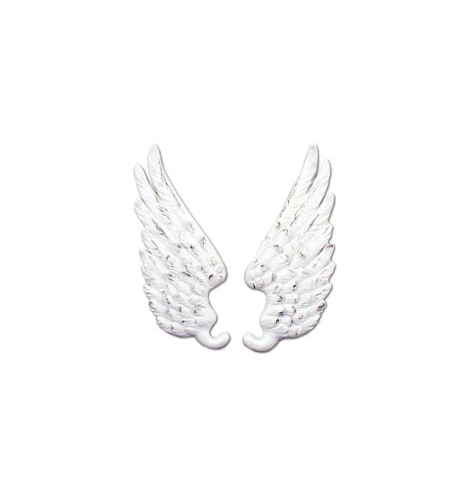 Melissa Frances Heaven Sent Resin Embellishment Wings