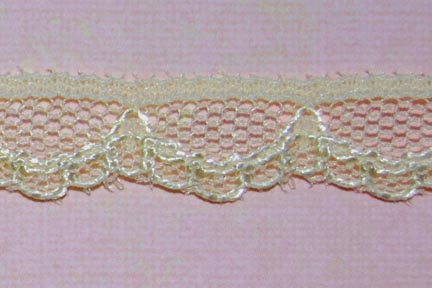 "1/2"" Antique Beige Ribbon"