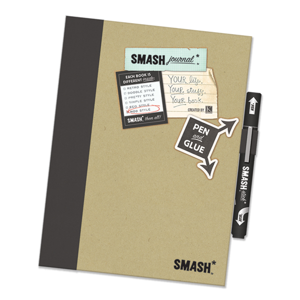 Mod Black SMASH Folio