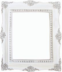 Melissa Frances Newstand Large Frame Resin Embellishment