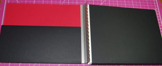 Pleated Hinged Expandable Album