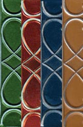 "Metal Sheets 9""X12"" 40g Multi-Pack Poison Ivy/Brrblue/Barn Red/D"