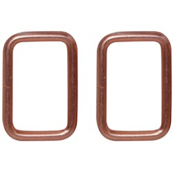 Square Rings: Copper