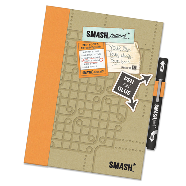 Simply Orange SMASH Folio