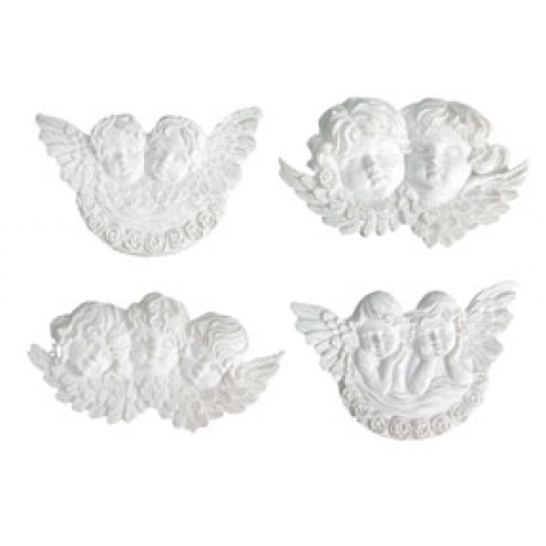 Melissa Frances Sweet Cherubs Resin Embellishment