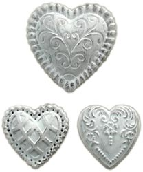 Melissa Frances With All My Heart Resin Embellishment