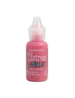 Tim Holtz Distress Stickles Worn Lipstick