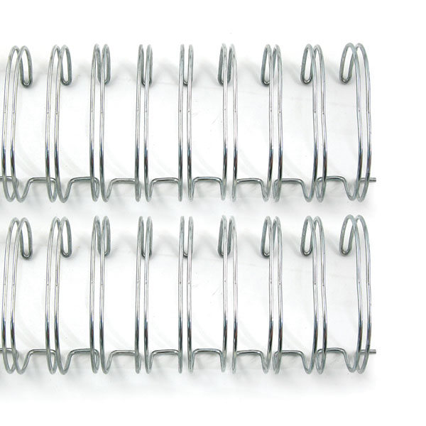 The Cinch Wires Silver 1.25 in